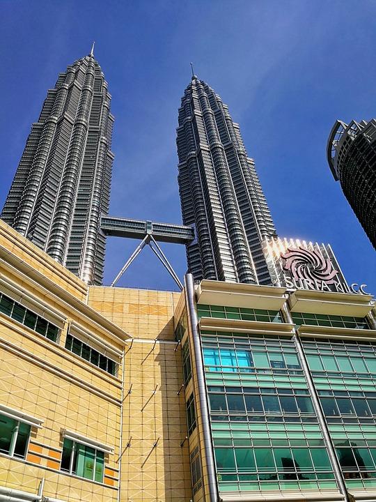 Architecture, Skyscraper, City, Modern, Office