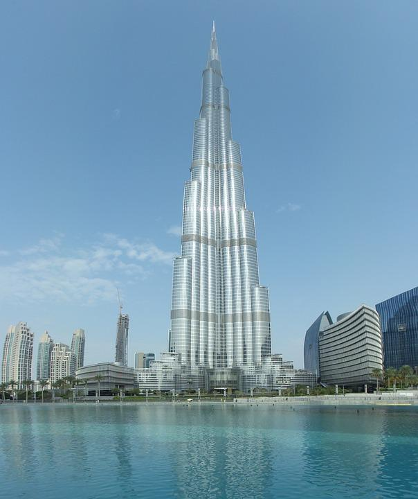Dubai, Emirates, Architecture, Uae, Skyscraper