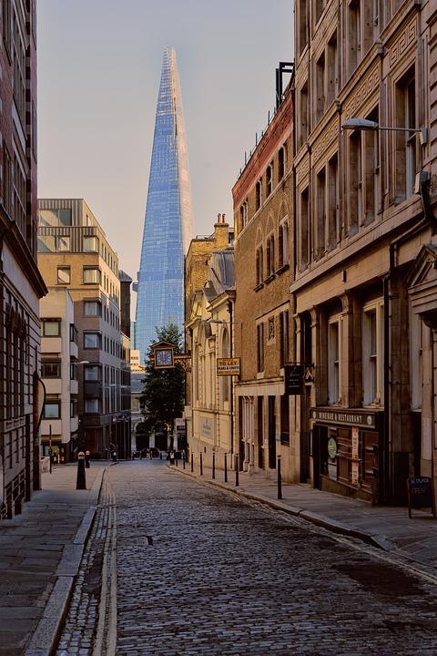 London, Shard, Skyscraper, Architecture, Skyline