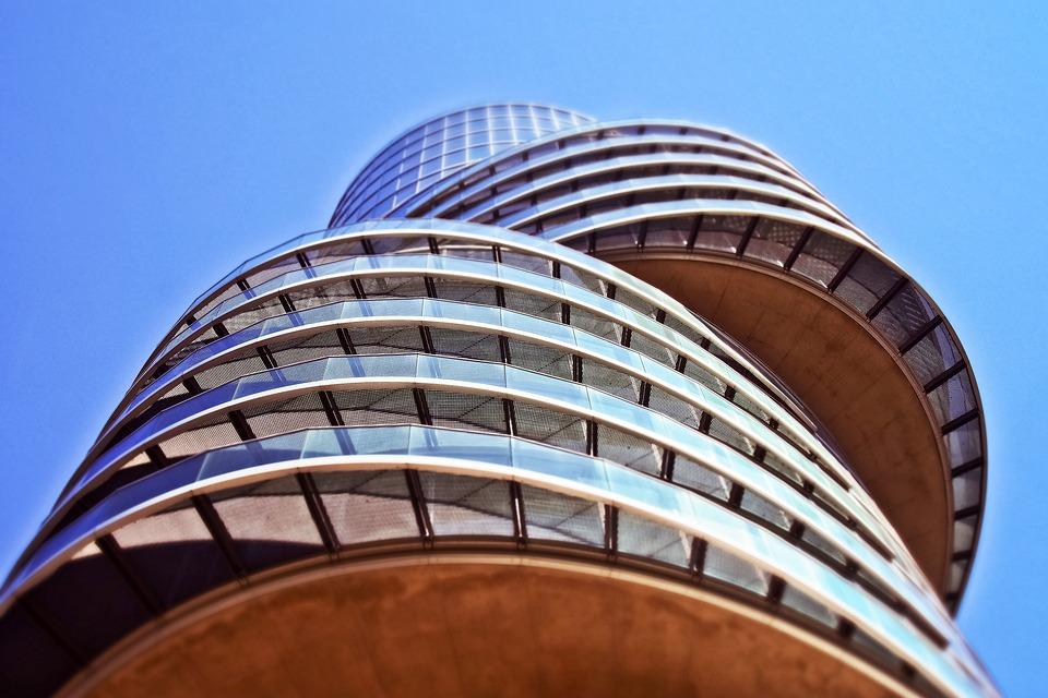Architecture, Skyscraper, Building, City, Modern