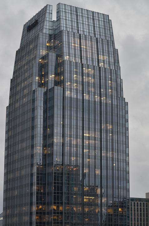 Skyscraper, Nashville, Tennessee, Nashville Skyline