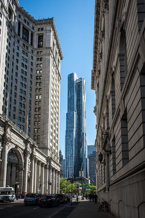Usa, New York, Manhattan, New York City, Skyscraper