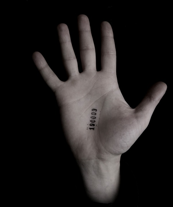 Hand, Number, Slammer, Fear, Freedom, Privacy Policy
