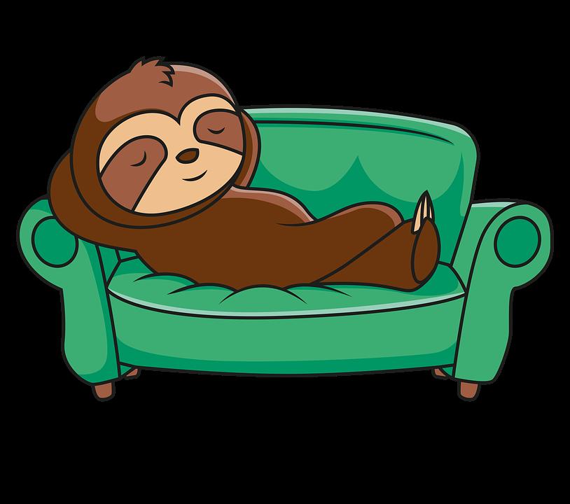 Sloth, Sleeping, Animal, Rest, Sleep, Cute, Relax, Nap