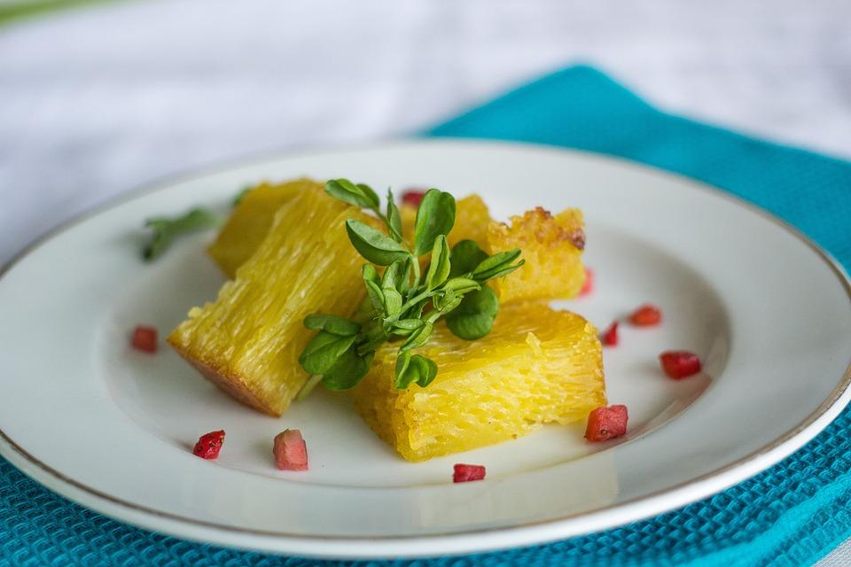 Bika Ambon, Bika, Plate, Slice, Food, Dish, Dinner