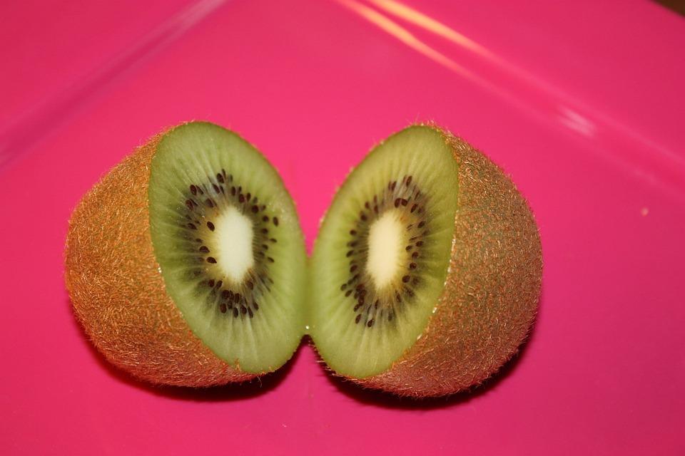 Kiwi, Cut, Sliced, Fruit, Slices, Healthy, Juicy, Sweet