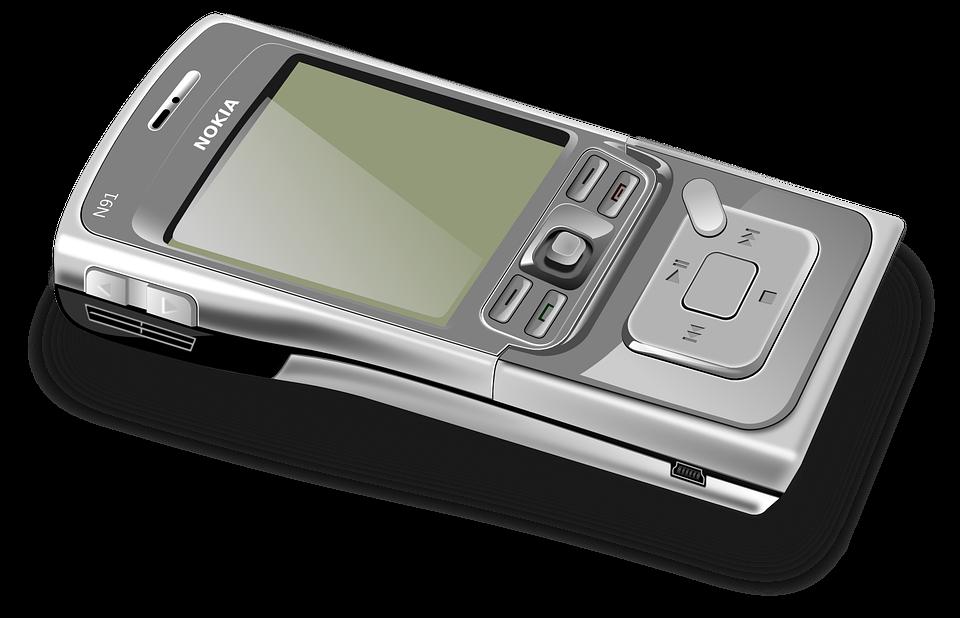 Slider, Cellphone, Cellular, Nokia, Communication
