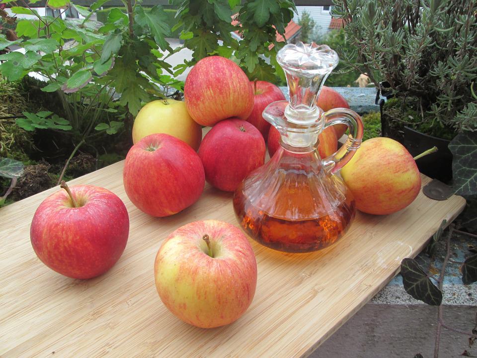 Apples, Vinegar, Slimming, Therapy