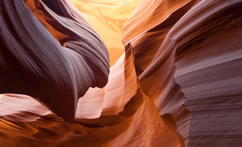 Antelope Canyon, Sandstone, Canyon, Arizona, Slot