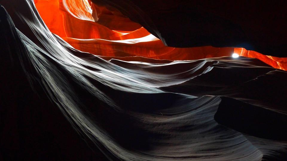 Antelope Canyon, Slot Canyon, Navajo Land, Arizona