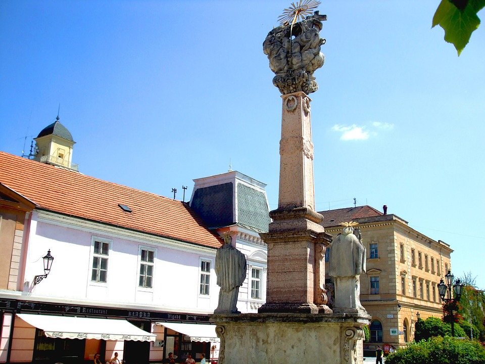 Slovakia, Travel, In Europe, Small Town, Excursion