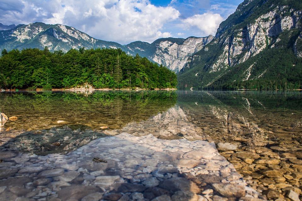 Lake, Bohinj, Slovenia, Bohinj Lake, Tourism, Holidays