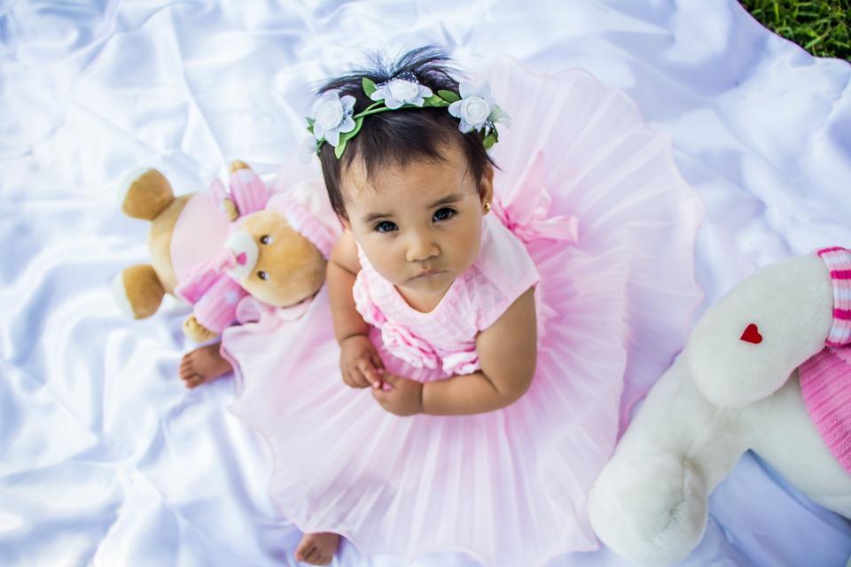 Child, Small, Nice, Girl, Celebration, Innocence