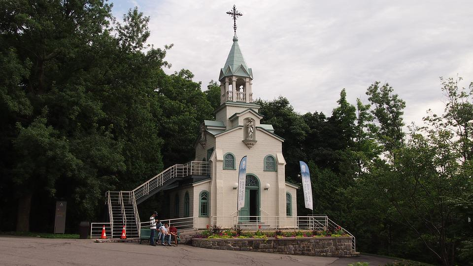 Church, Chapel, Canada, Small Church