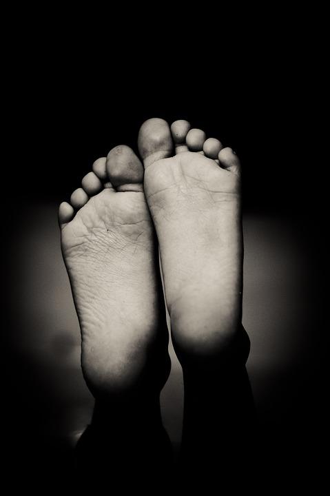 Feet, Light, Small