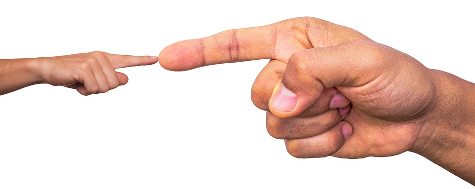 Index Finger, Large, Small, Suggest, Dominance