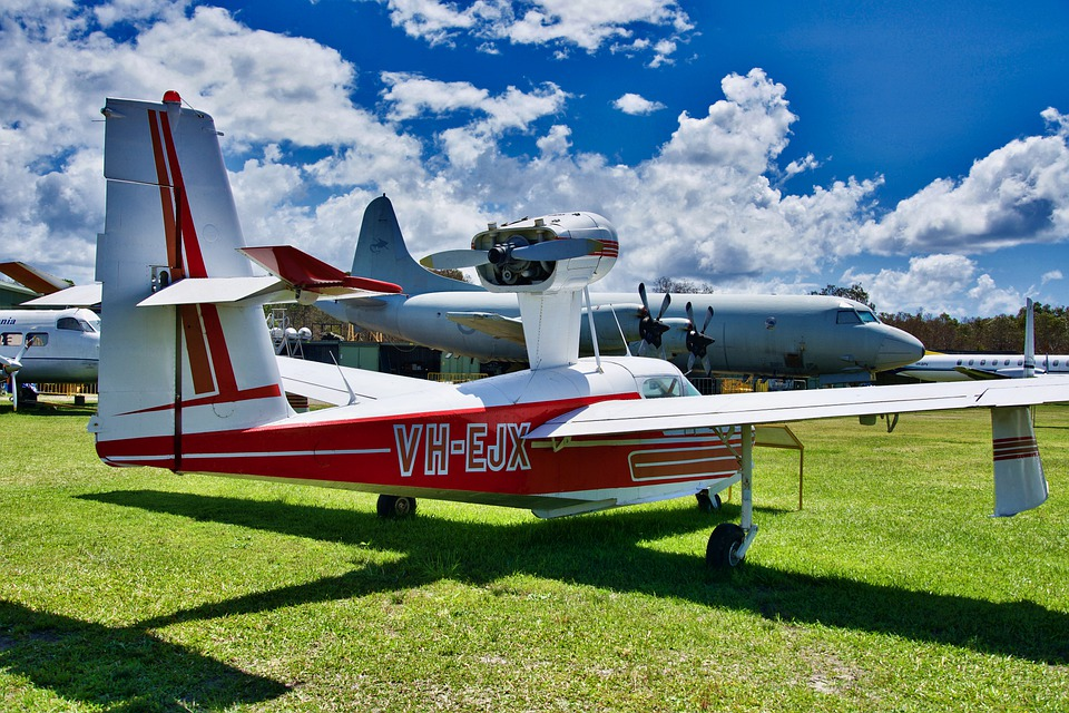 Vintage, Aircraft, Airplane, Small Plane, Classic