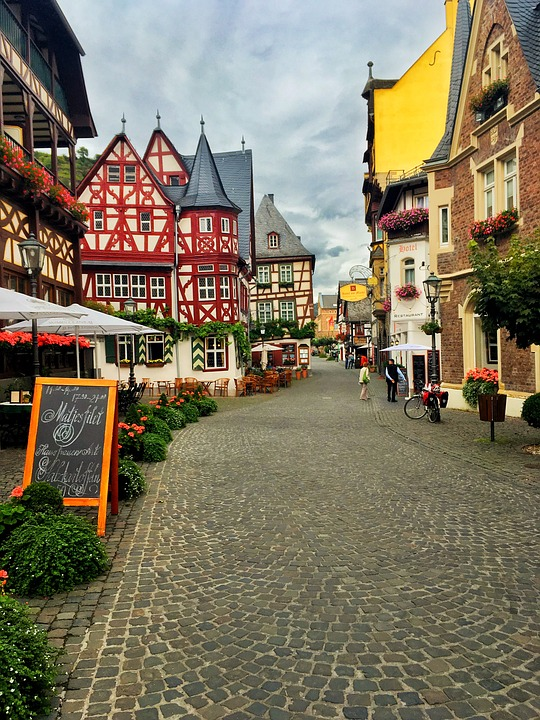 Germany, Small Town, Old Town