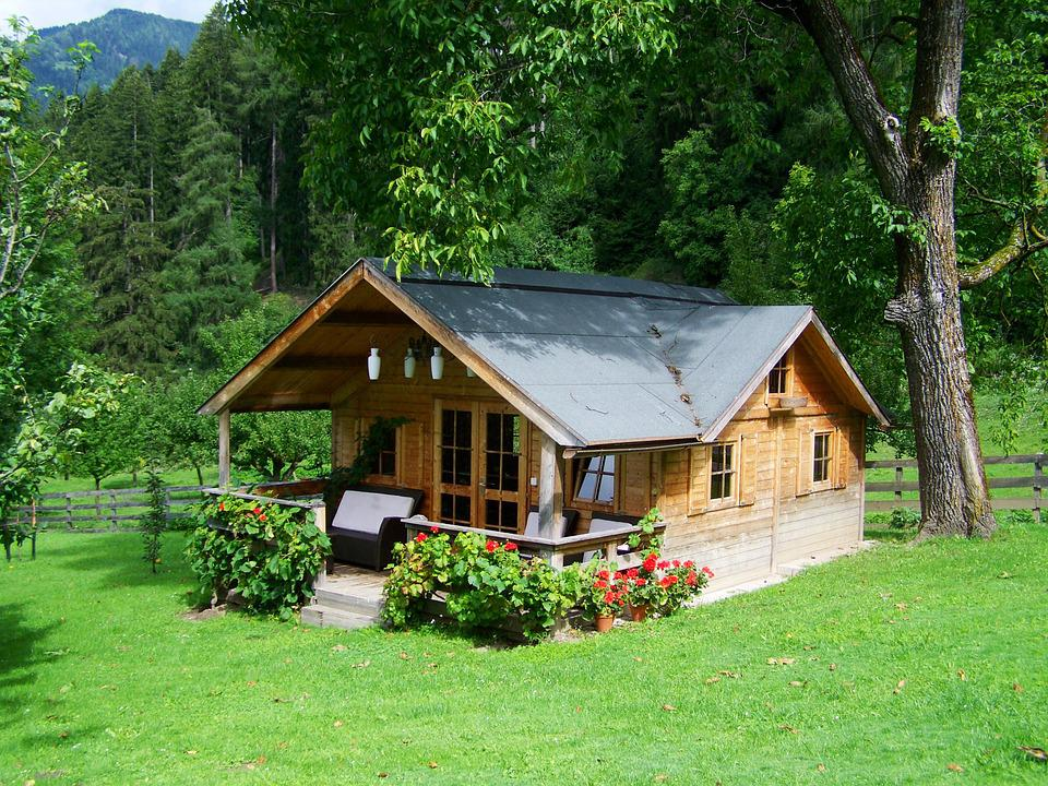 Ordinaire Small Wooden House, Tiny House, Architecture