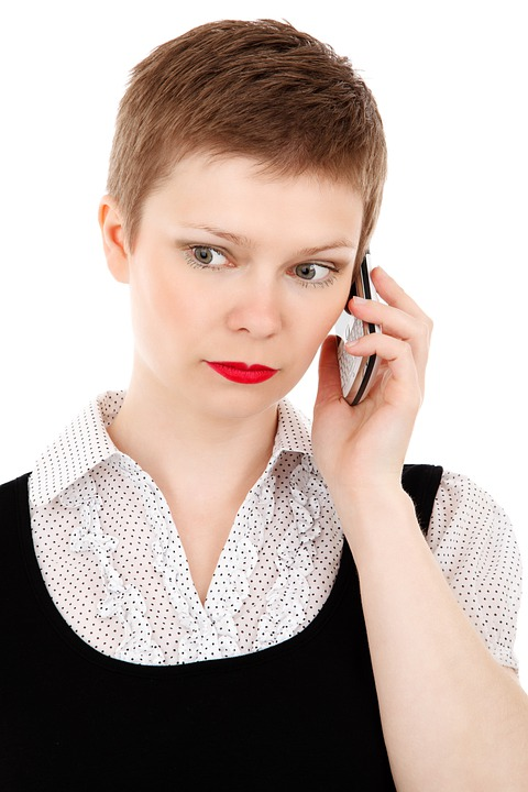Business, Smartphone, Call, Cell Phone, Communication