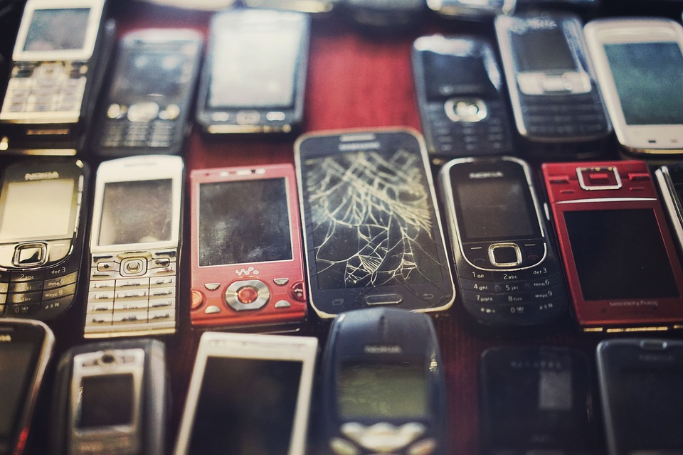 Mobile Phone, Mobile, Smartphone, Phone, E Waste
