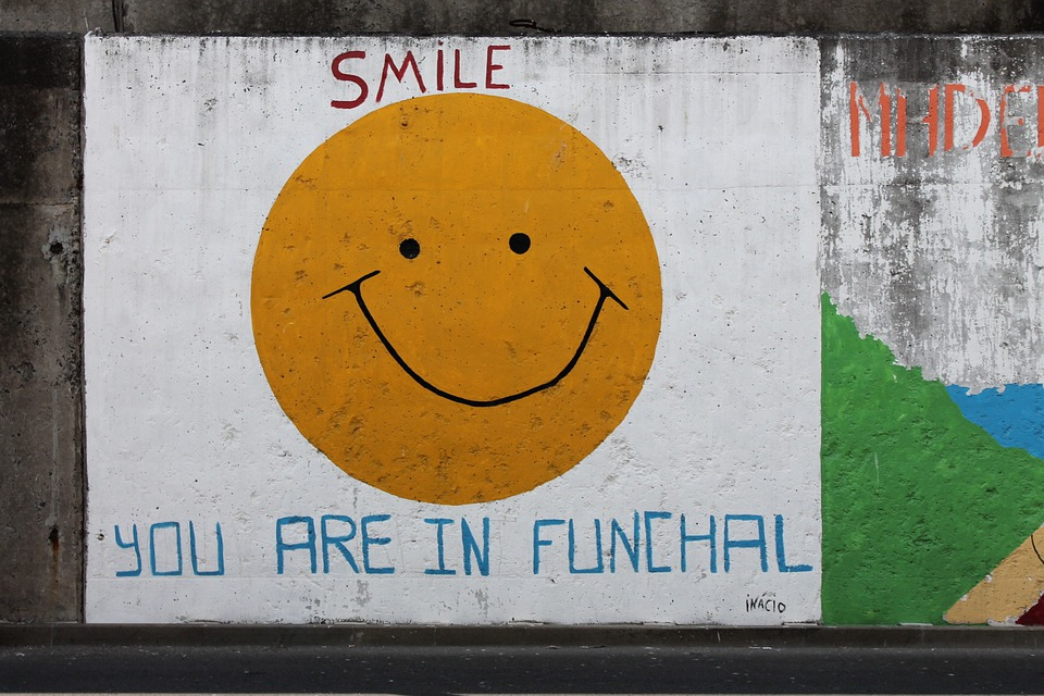 Smile, Funchal, Portugal
