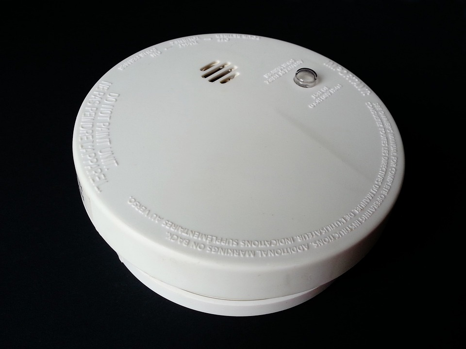 Smoke, Detector, Fire, Alarm, Burning, Safety