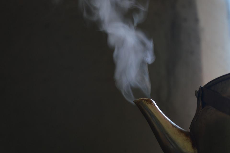 Kitchen, Smoke