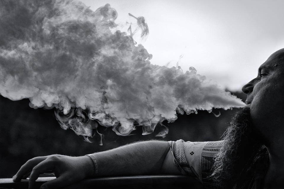 Smoke, Cigarette Smoke, Smoking