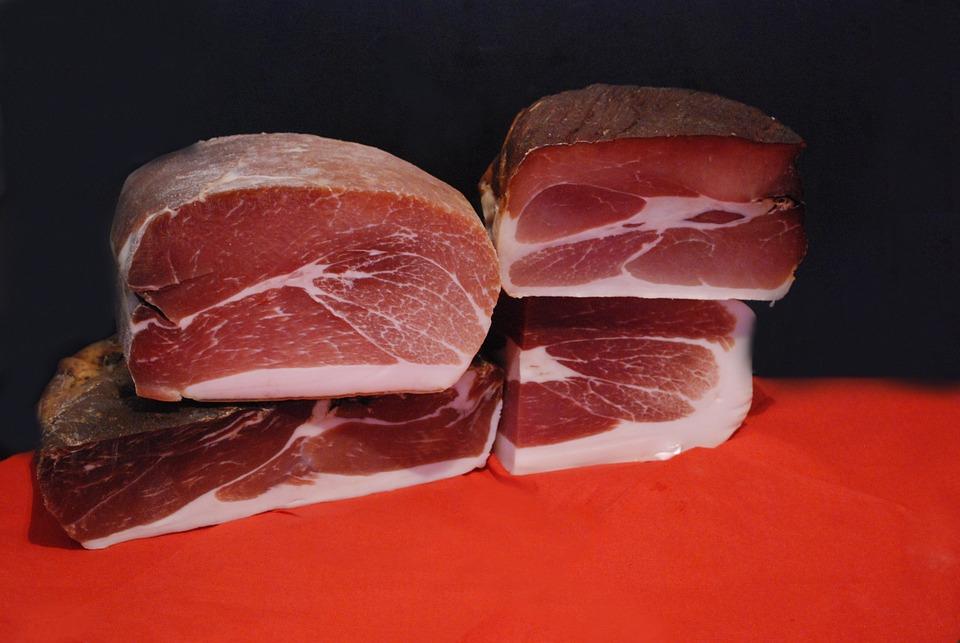 Ham, Smoke, Bacon, Food, Raw, Smoked, Meat, Smoked Meat