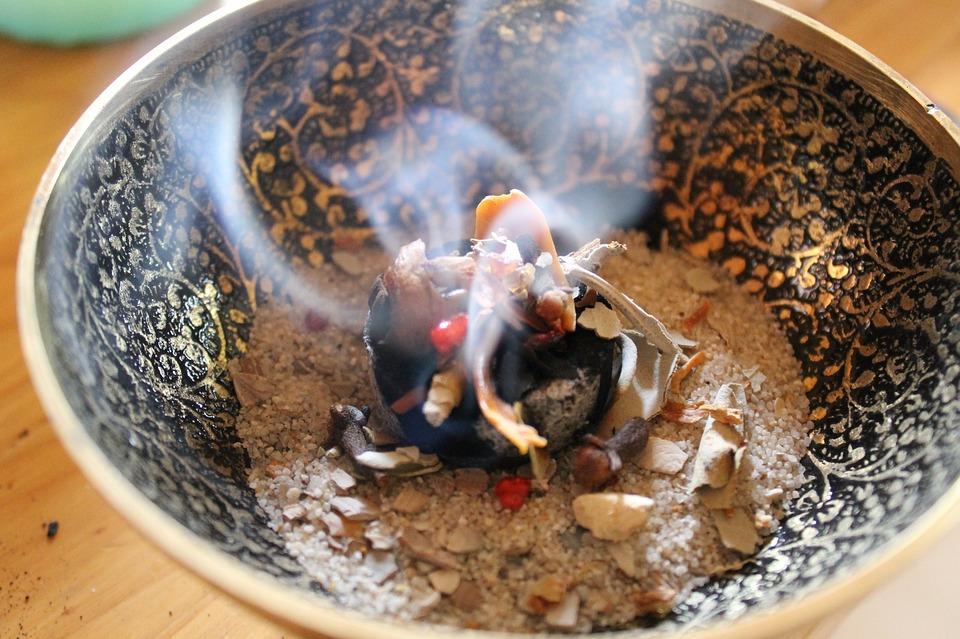 Smoking, Smoke, Shell, Meditation