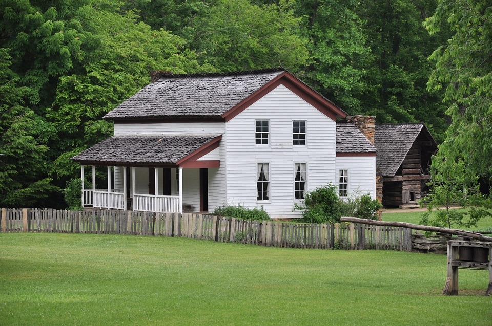 Cades Cove, Smoky Mountains, Old House