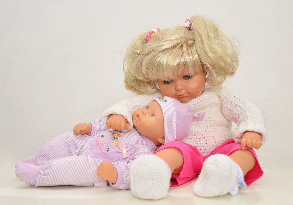 Dolls, Tender, Smooch, Girls Toys, Children Toys, Play