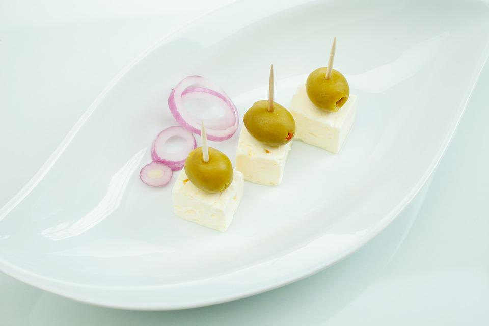 Olives, Cheese, Buffet, Eat, Delicious, Oil, Snack