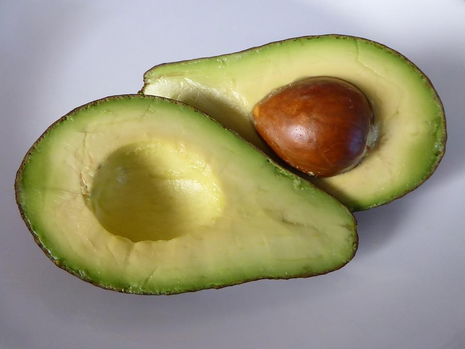 Avocado, Fruit, Food, Seed, Halves, Healthy, Snack