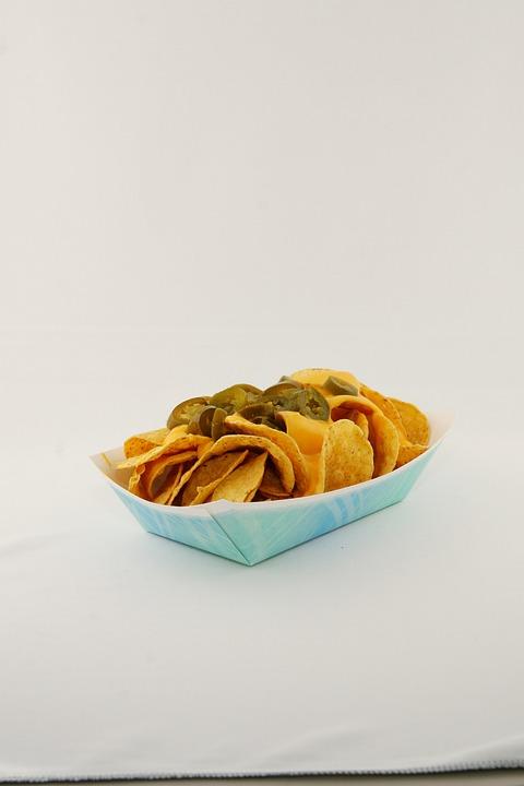 Cheese, Nachos, Mexican, Tortilla, Snack, Sauce