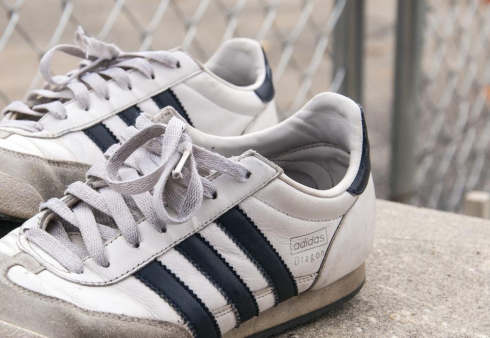 Sneakers, Adidas, Shoes, Footwear, Fitness, Walking