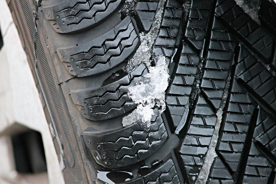 Winter Tires, Mature, Auto Tires, Profile, Snow, Mud
