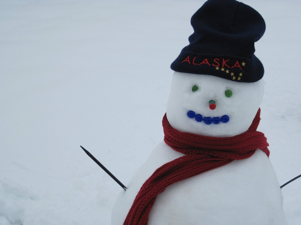 Snow, Snowman, Christmas, Winter, Holiday