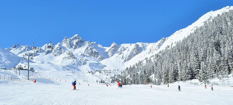 Ski, Winter Sports, Winter, Sport, Skier, Cold, Snow