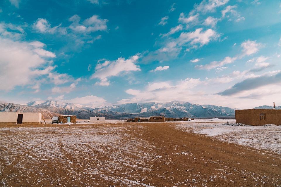 Landscape, Mountain, Nevado, Snow, Holiday