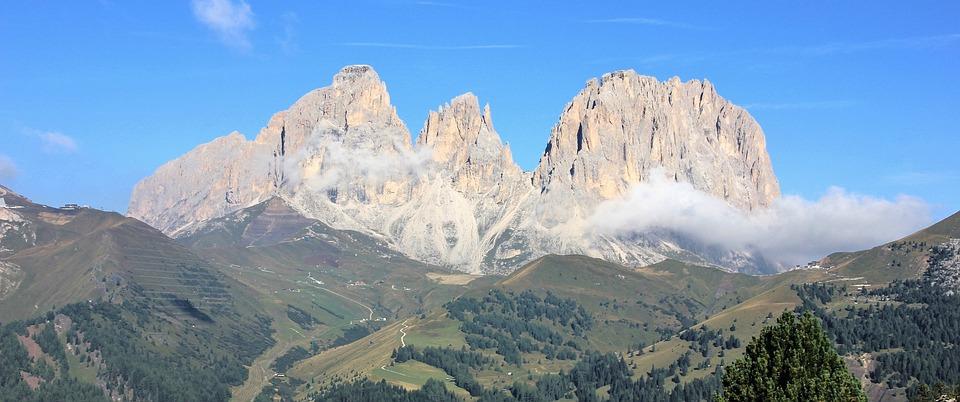 Mountain, Nature, Snow, Landscape, Mountain Summit, Sky