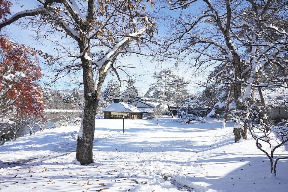 Japan, North, Snow, Karuizawa