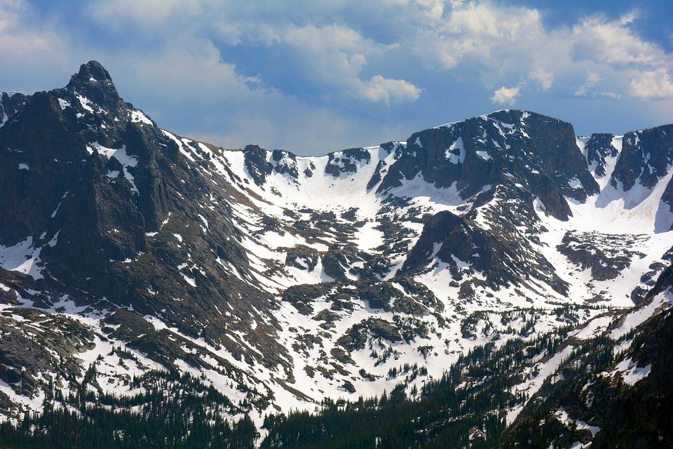Mountain, Snow, Mountains, Landscape, Nature, Outdoors