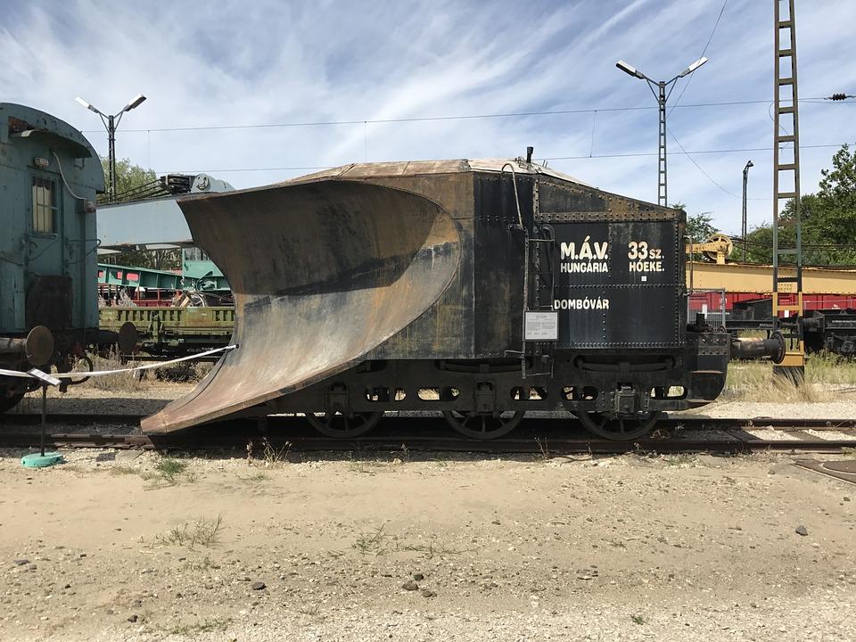 S, Snow Plow, Rail