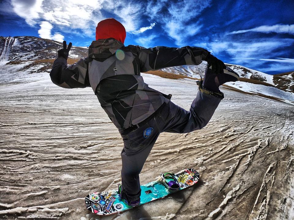 Snowboard, Snow, Winter, Sport, Mountains, Snowboarders