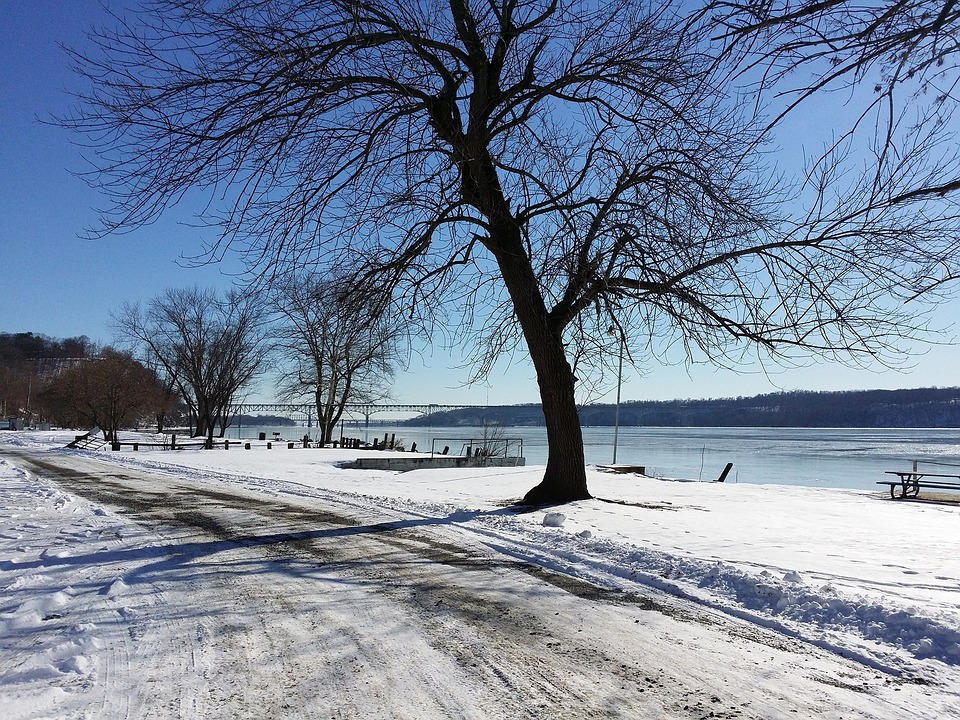 Snow, Landscape, Country, Winter, Season, Cold, Scene