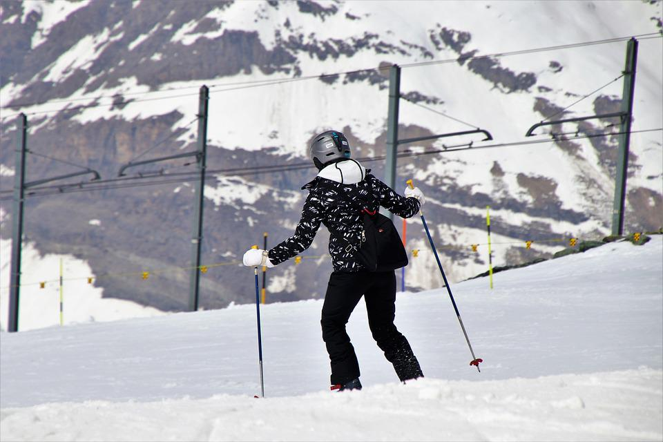 Stok, Pull Station, Gornergrat, Skier, Snow, Winter