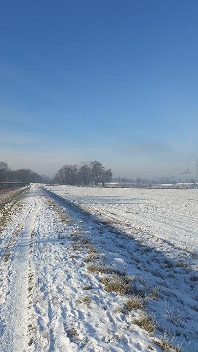 Snow, Ice, Landscape, Snowy, Cold, Winter, Nature