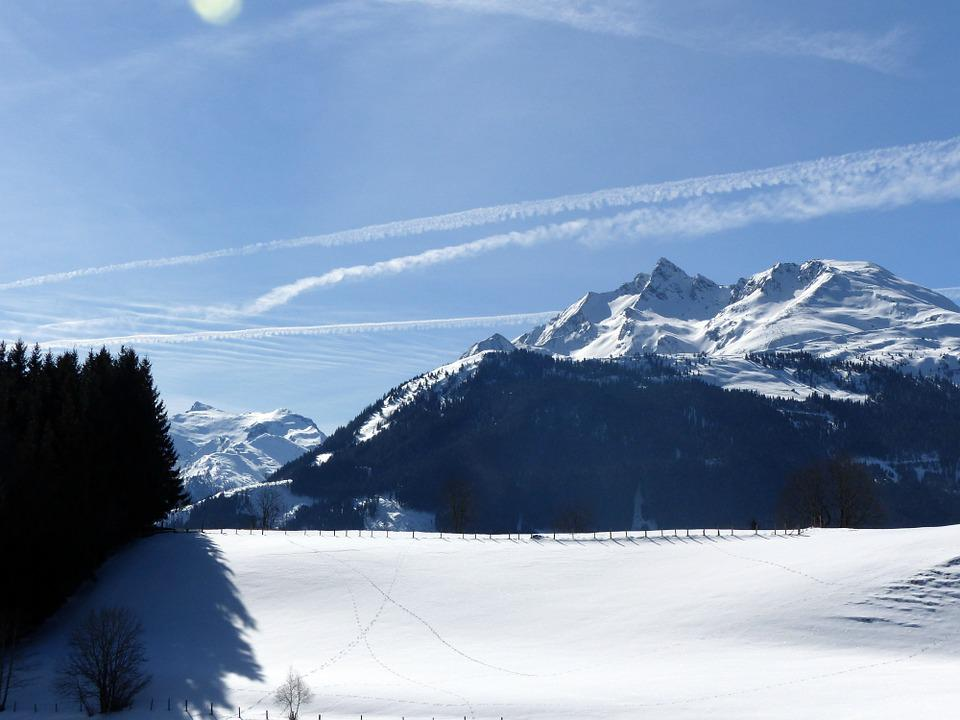 Wintry, Mountains, High Tauern, Winter, Snow, Landscape